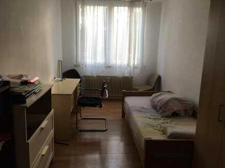 Vollmöbliertes Zimmer in ener 4er WG ab sofort