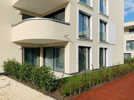 Hochwertige und exklusive 2-Zimmer Neubau Wohnung