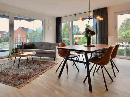 Planen Sie heute Ihre Zukunft in einer schicken Neubau-Wohnung.