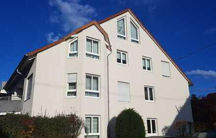 Sonnige Maisonette-Wohnung in Ostfildern-Ruit
