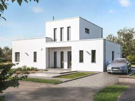 Neubau: Ihr Traumhaus im Bauhausstil in Braunschweig!