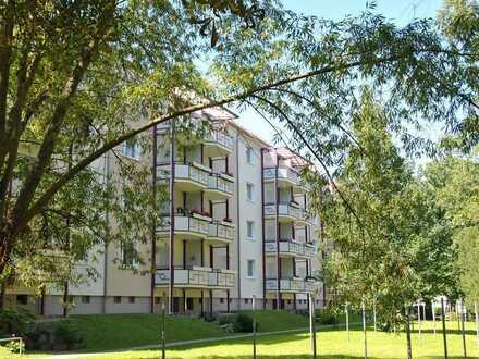 Top-sanierte 3-Raum-Wohnung in schöner Lage