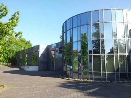 Perfekte Lage (Limburg/A3/ICE): Große Lager-/Produktionsfläche mit sehr schönen Büros!