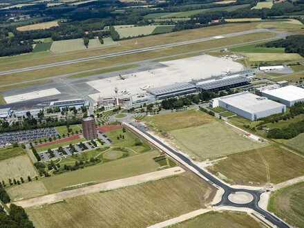 1a Gewerbeflächen direkt an der A 1 im Airportpark FMO