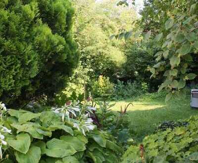 Reserviert! Charmantes Einfamilienhaus mit Garten