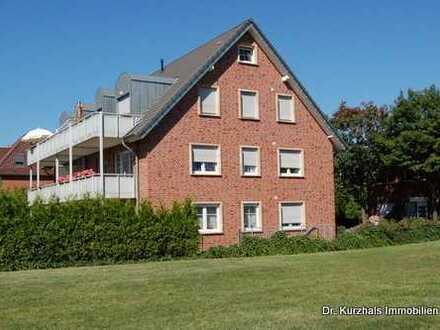 Neuwertige Wohnung mit Balkon im gepflegten Haus, Tel. 02508/451, www.dr-kurzhals.de