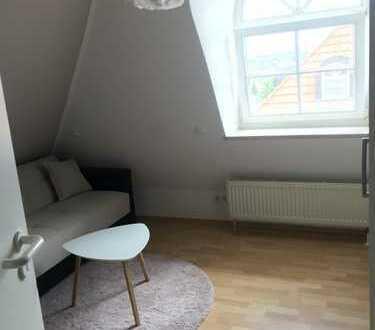 2 Zimmer Maisonette Wohnung in gehobener Wohngegend in Apolda