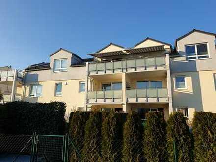 Neuwertige, sonnige 3-Zimmer-Wohnung mit Süd-Loggia in Top-Lage