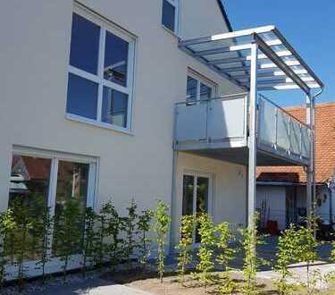 Traumhafte Erstbezugwohnung in Milbertshofen auf zwei Ebenen mit Garten