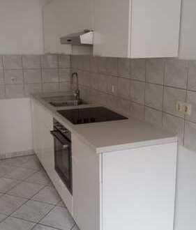 Helle 1-Zimmer-Wohnung im Hinterhaus mit Balkon und EBK