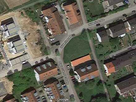 Baugrundstück mit Baugenehmigung für ein 10-Familienhaus inkl TG