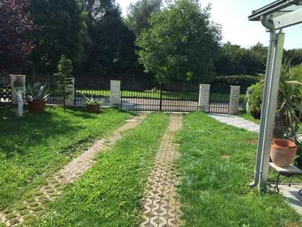 Schönes Baugrundstück mit Altbestand in Vohburg, bebaubar mit einem 3-Spänner