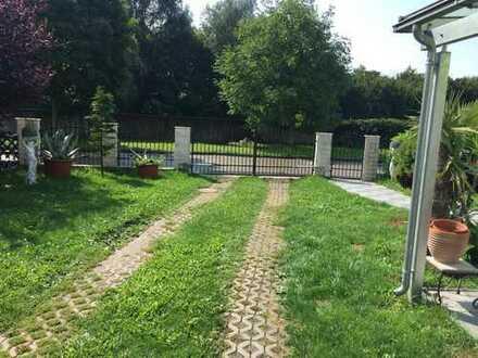 Schönes Baugrundstück mit Altbestand in Vohburg