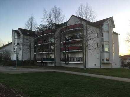 Schöne 1-Zimmer-Wohnung mit Balkon und EBK in Bad Schönborn