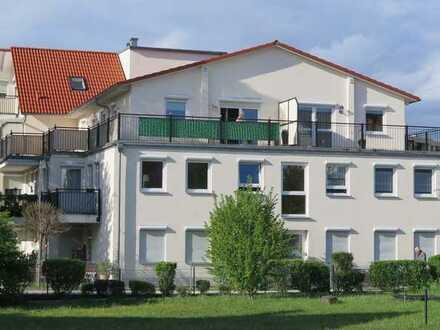 Betreutes Wohnen - 2-Zimmer-Wohnung mit Balkon und EBK in Stadtbergen-Leitershofen