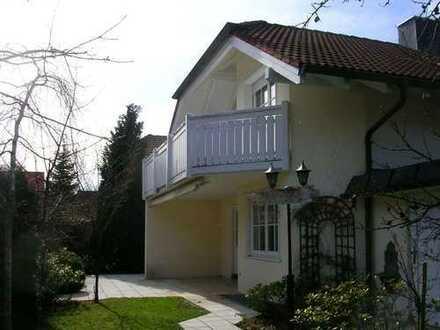Exklusive Miet-Kauf - Stadt-Villa in zentraler Lage von Starnberg