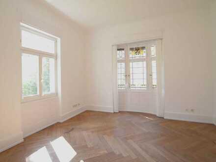 Für Ruheliebende Gartenliebhaber! 5-Zimmer Wohnung in bester Lage von Heidelberg - Neuenheim