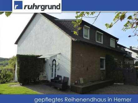 Familienfreundliches Eckhaus in ruhiger Wohnlage!