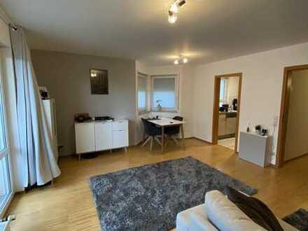 Gemütliche 2-Zimmer-Wohnung mit Balkon in Burgstetten