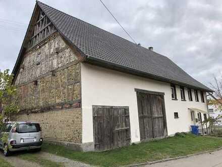 Bauernhaus mit viel Potenzial sucht neuen Eigentümer