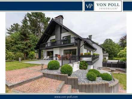 Moderne Villa in Toplage mit Fernblick