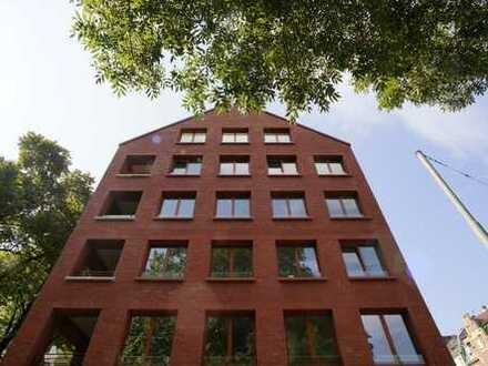 Einzigartiger Neubau!Exklusive Zweizimmerwohnungen mit großen Balkonen in direkter Parklage!