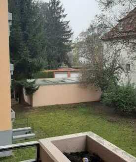 Gepflegte 1,5-Zimmer-Wohnung mit Balkon und Parkplatz nähe FH Worms