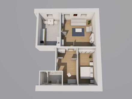 Schöne und Moderne Wohnung in Schönsee