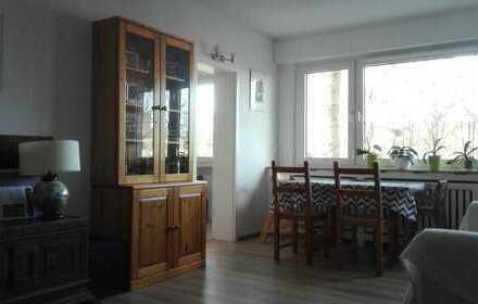 Schöne und helle 3,5-Zimmer-Hochparterre-Wohnung mit EBK in Bochum