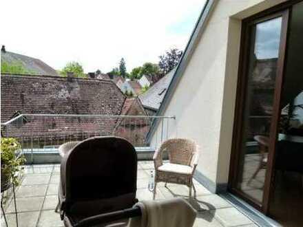 3-Zimmer-Wohnung in begehrter Altstadtlage von Memmingen