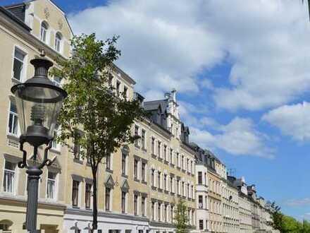 Erstbezug nach Sanierung: günstige 2-Zimmer-EG-Wohnung in Sachsen - Chemnitz