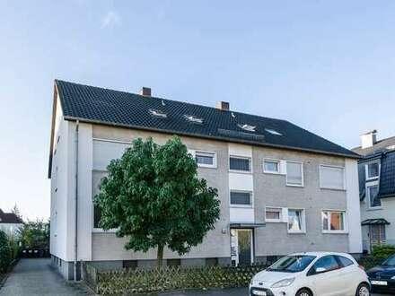 Dachgeschosswohnung - 3 ZKB im Bielefelder Osten (Leineweberstr.)