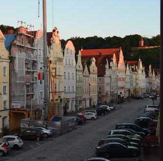 Renovierte 2,5 Zimmer Wohnung in Landshut, Neustadt, Provisionsfrei!