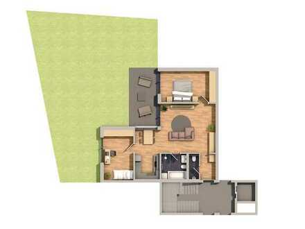 Wohnung 03 | 92,08m² | 3 Zimmer