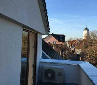 3-Zimmer-Maisonette Wohnung über den Dächern Seligenstadts