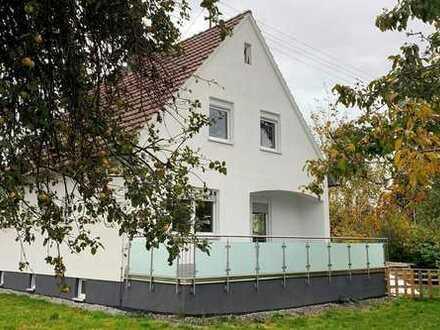 Einfamilienhaus in Bahnhofsnähe