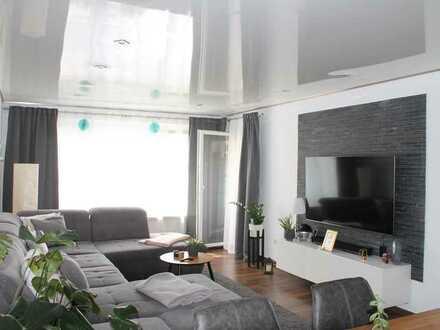 Wohnen mit Weitblick - gepflegte und moderne 4-Zimmer-Wohnung in Heppenheim