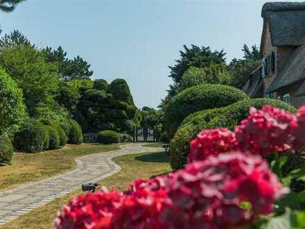 Exklusives Feriendomizil mit idyllischem Garten und Garage