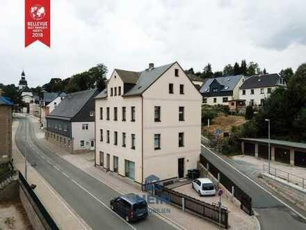 Schönes Wohn- und Geschäftshaus zur Eigennutzung oder zur Vermietung.