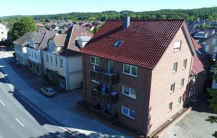 Kernsaniertes Mehrfamilienhaus in Bahnhofsnähe