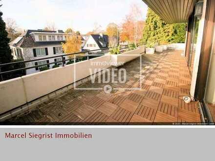 Penthouse Junkersdorf - große Dachterrasse und Bad demnächst neu - EBK - hohe Decken - Beste Lage