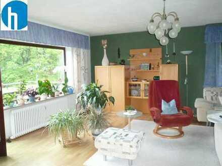 Anspruchsvolle naturnahe 3-Zimmerwohnung mit sonnigem Balkon