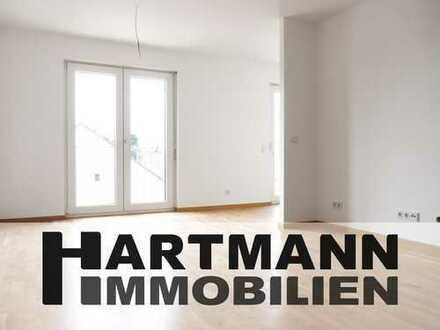 Neubau Erstbezug! Schicke 2-Zimmer-Wohnung mit Balkon!