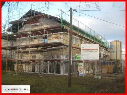 Weihnachtsgeschenk! Neubau-Erstbezug: Großzügige 3-Zimmerwohnung mit Balkon