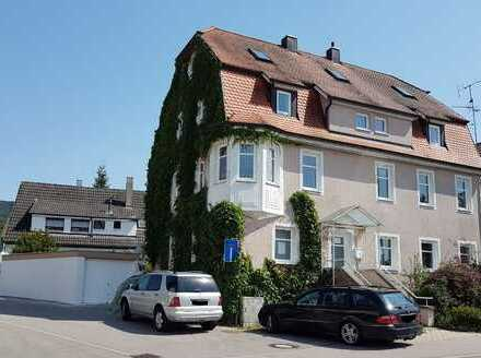 Charmante, renovierte 4-Zimmer Maisionette-Wohnung in Aalen-Wasseralfingen