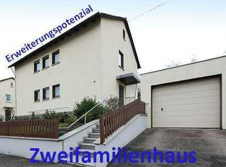 PROVISIONSFREI ! schönes 1- 2 Familienhaus mit Platz zum an- und ausbauen, im beliebten Wi-Medenbach