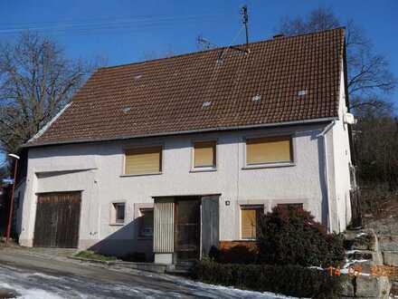 Altes Einfamilienhaus für ca. 1 Jahr zu vermieten