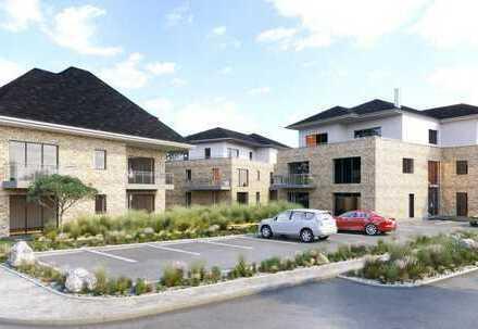 2-Zimmerwohnung im Erdgeschoss mit 60,99 m² Wohnfläche im Neubau in Wildeshausen