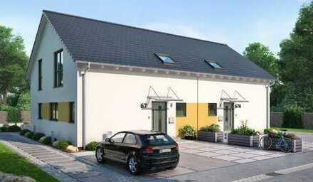 Doppelhaushälfte in toller Lage - jetzt ins Eigenheim starten