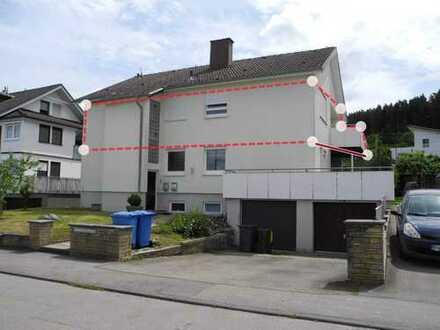 !! ZWANGSVERSTEIGERUNG !! ohne Käuferprovision ! 4-Zimmer-Wohnung in Rottweil (Ortsteil Göllsdorf)
